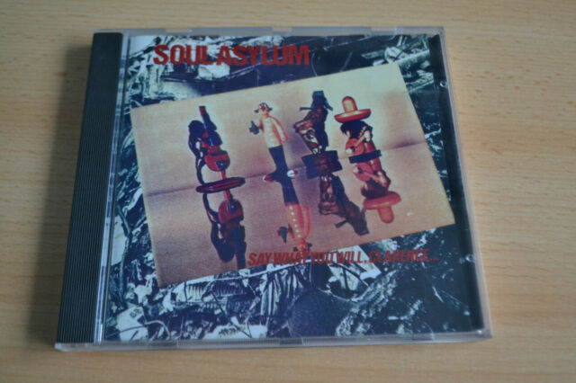 Soul Asylum - Say what you will, Clarence... CD (Replacements, Hüsker Dü)