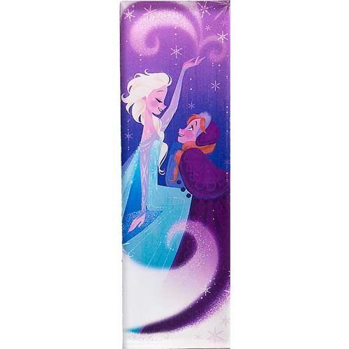 Disney Parks Wonderground Gallery Frozen Magic Elsa /& Anna Brittney Lee Magnet