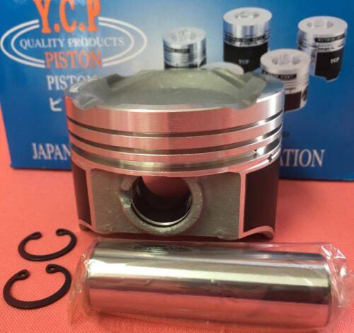 Bearings Rings YCP 75mm STD Vitara Pistons Low Comp Gasket Honda D16 Turbo