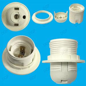 Edison Screw Es E27 M10 Light Bulb Lamp Holder Pendant Socket