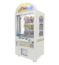 Key Master Prize Machine!! NEW!! YEEZY Crane Redemption Arcade W/ CASH ACCEPTOR!