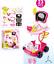 miniatura 3 - 22 Pezzi Rosa Dottori Infermieri Gioco di Ruolo Medico Trolley Toy Luci Suoni
