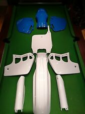 Honda CR500 1991 2001 Blue White Peak Pro Circuit Plastics kit set fenders panel