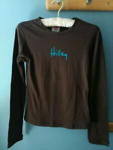 Hillary-Clinton-2008-Make-History-Signature-Tee-Long-Sleeve-size-M-2-available