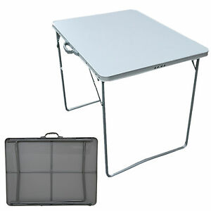 portable camping table pliante aluminium picnic bbq. Black Bedroom Furniture Sets. Home Design Ideas