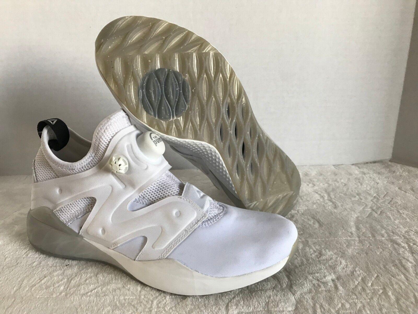 Reebok Women's pump Carbonatedfoam White Sz 7