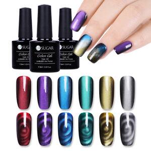 7-5ml-UR-SUGAR-3D-Cat-Eye-UV-Gel-Nail-Polish-Magic-Soak-Off-Gel-Varnish