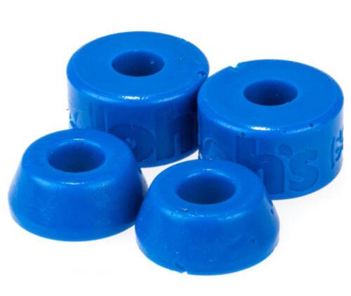 SHORTY/'S DOH DOH/'S Skateboard BLUE TRUCK BUSHINGS 88A for 2 trucks Shortys