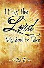 I Pray the Lord My Soul to Take by Jon'e (Paperback / softback, 2009)
