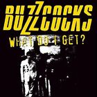 What Do I Get? by Buzzcocks (CD, May-2011, 2 Discs, Secret)