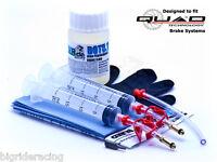 Quad Brake Bleed Kit - Qhd-4 Axis, Qhd-5 Dime, Qhd-3 Duece, Qhd-7 Nano