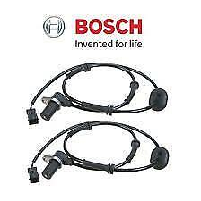 Bosch Front Right Offside O//S RH ABS Sensor Genuine OE Quality Replacement