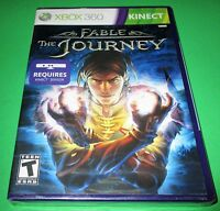 Fable: The Journey Microsoft Xbox 360 Factory Sealed Free Shipping