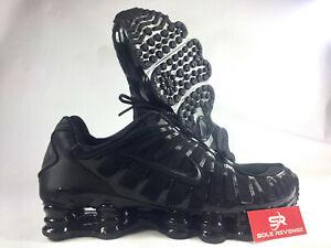 New-Nike-Total-Shox-TL-BV1127-001-Triple-Black-Black-Black-Mens-Shoes-n1