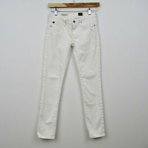 Adriano-Goldschmied-Jeans-WhiteThe-Stevie-Slim-Straight-Size-25R