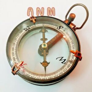 Brass Nautical Collectible Compass Marine Maritime Vintage Reproduction