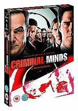 Criminal Minds - Series 2 - Complete (DVD, 2008, Box Set)