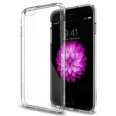 Shockproof Rubber Hybrid Fashion Case Thin Soft Cover For Apple iPhone 6/6S Plus