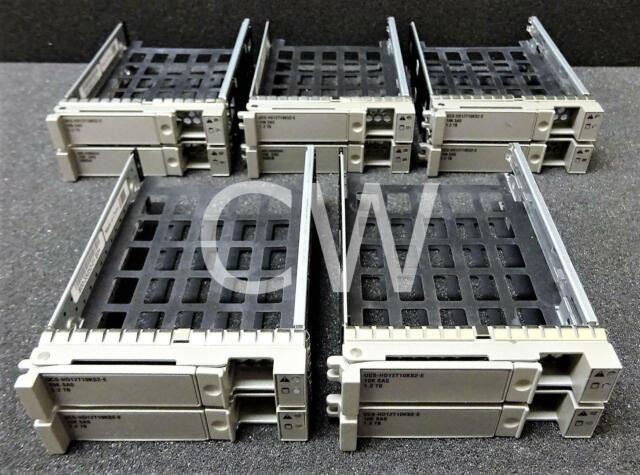800-35052-01 Cisco UCS C220 C240 C460 SAS SATA 2.5/'/' Hard Drive Tray Screws