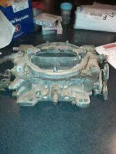 9536 Carter Afb 625 Cfm Universal Carburetor Used Condition