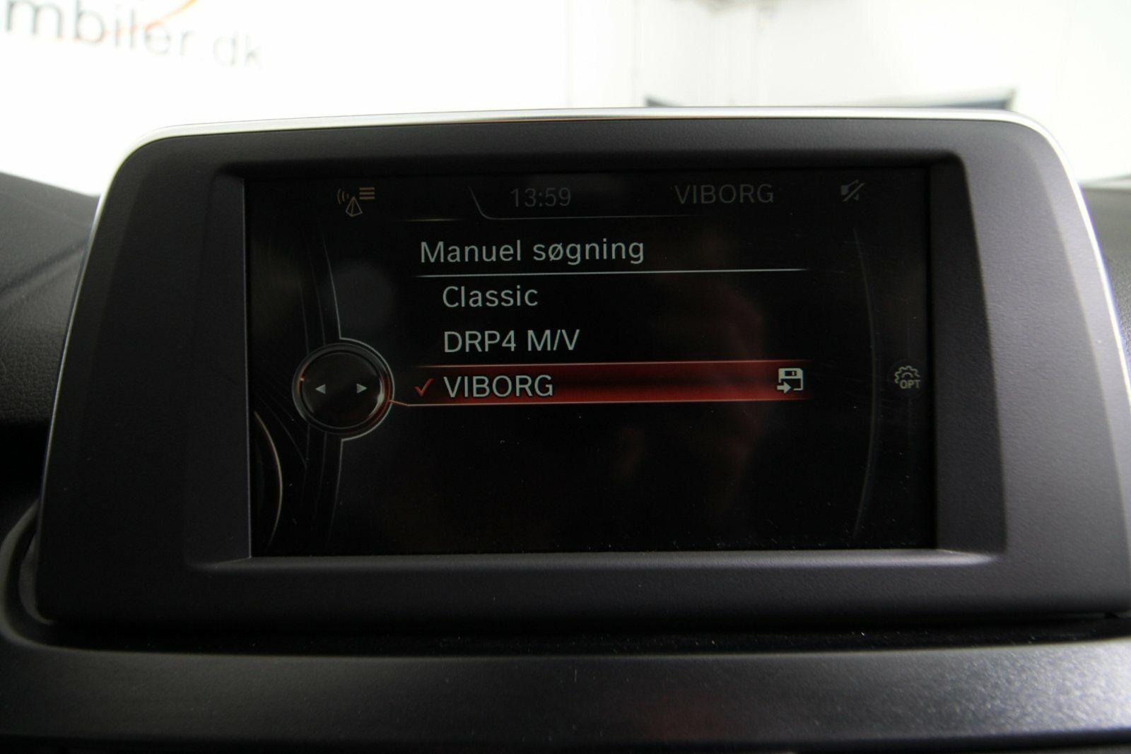 BMW 218d Active Tourer Advantage Van