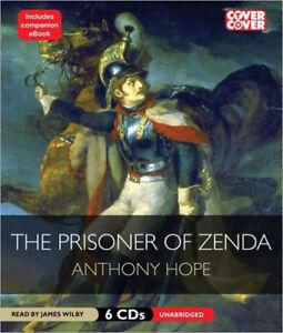 The-Prisoner-of-Zenda-by-Anthony-Hope-Unabridged-Audio-Book-on-CD-NEW