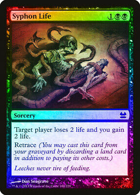Modern Masters Mtg Magic Red Common 1x x1 1 FOIL Stingscourger