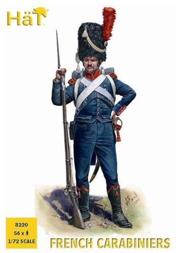 Französische leichte Infanterie Carabinieri French Carabiniers 1:72 HäT 8220