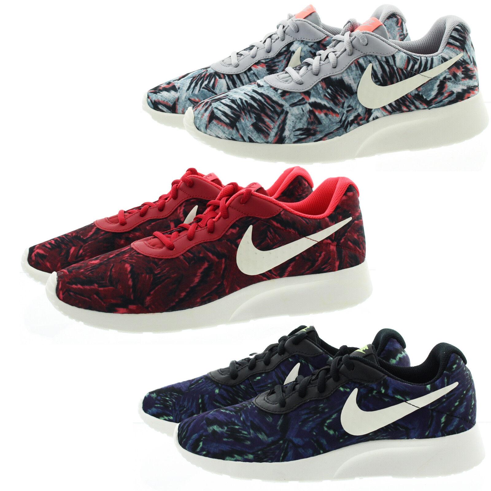 def9c277815c ... official store nike 820201 womens running tanjun print low top  lightweight running womens shoes sneakers c64a2d