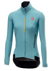 Castelli Cycling Women Perfetto W Long Sleeve Jersey Dark Celeste Small S