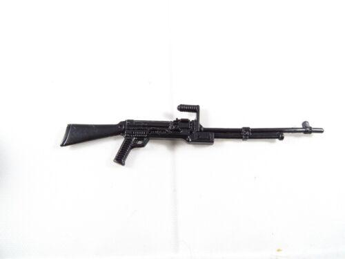 GIJOE FLINT BIG BEN G.I.JOE ACCESSORY MACHINE GUN 100/% ORIGINAL