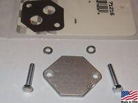 86-04 Ford Mustang Gt/cobra Billet Aluminum Iac Idle Air Control Delete Kit