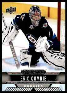 2017-18-Upper-Deck-Overtime-Rookies-Eric-Comrie-RC-119