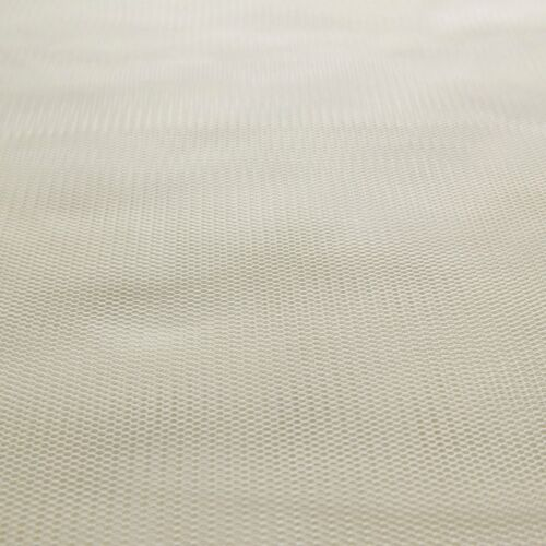 by the metre Cream Buttermilk Soft Tulle Bridal Dress Fabric 150cm wide