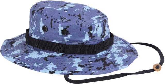 Rothco Boonie Hat 5413 Sky Blue Digital Camo 7.25  aa757ec4b79a