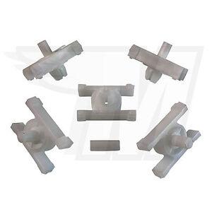10x-MODANATURE-gancio-clip-di-fissaggio-BMW-SERIE-3-5-E12-E21-E30-51131829904