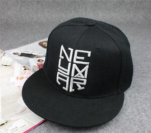 3c9bf7e4 New R-design Neymar Style Snapback Hip-hop Brim Baseball Cap Cotton ...