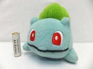 PLUSH-DOLL-POKEMON-CENTER-Bulbasaur-Fushigidane-2004-POCKET-MONSTERS