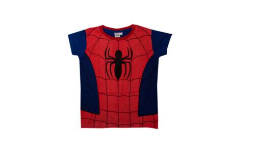 Boys Disney /& Marvel Superhero Action Movie Novelty T-Shirts
