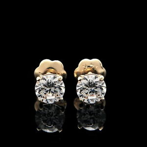 0-50CT-ROUND-CUT-CREATED-DIAMOND-EARRINGS-14K-SOLID-YELLOW-GOLD-STUDS-SCREW-BACK