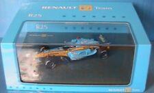 RENAULT R25 #5 ALONSO WORLD CHAMPION 2005 F1 TEAM 1/43 NEW MINICHAMPS TELEFONICA
