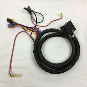 Bruno Power Chair PWC-2300 Wheelchair Wiring Harness Connections Used | eBay | Pwc Wiring Harness |  | eBay