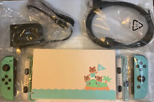 Nintendo Switch Dock & Joycon Animal Crossing New Horizons (NO CONSOLE)