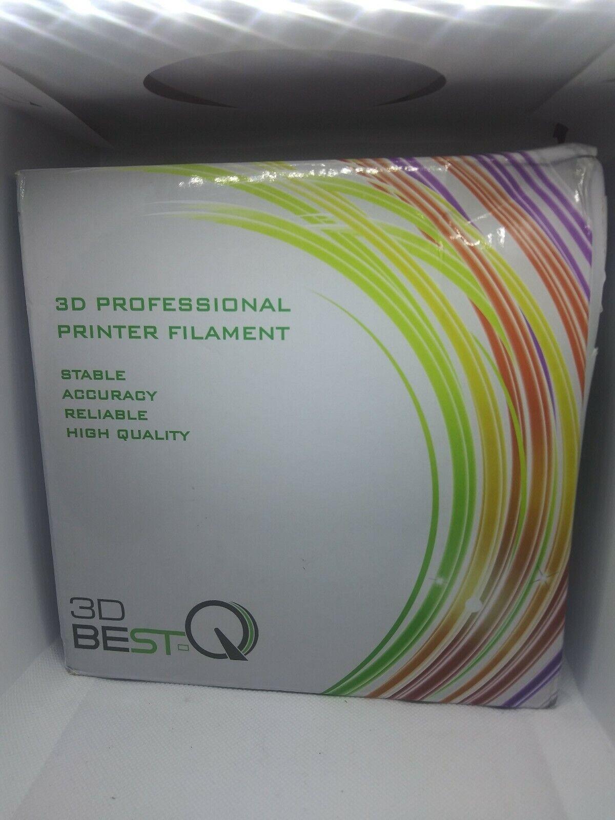 BEST-Q White 3D Printer Professional Filament 3D Best