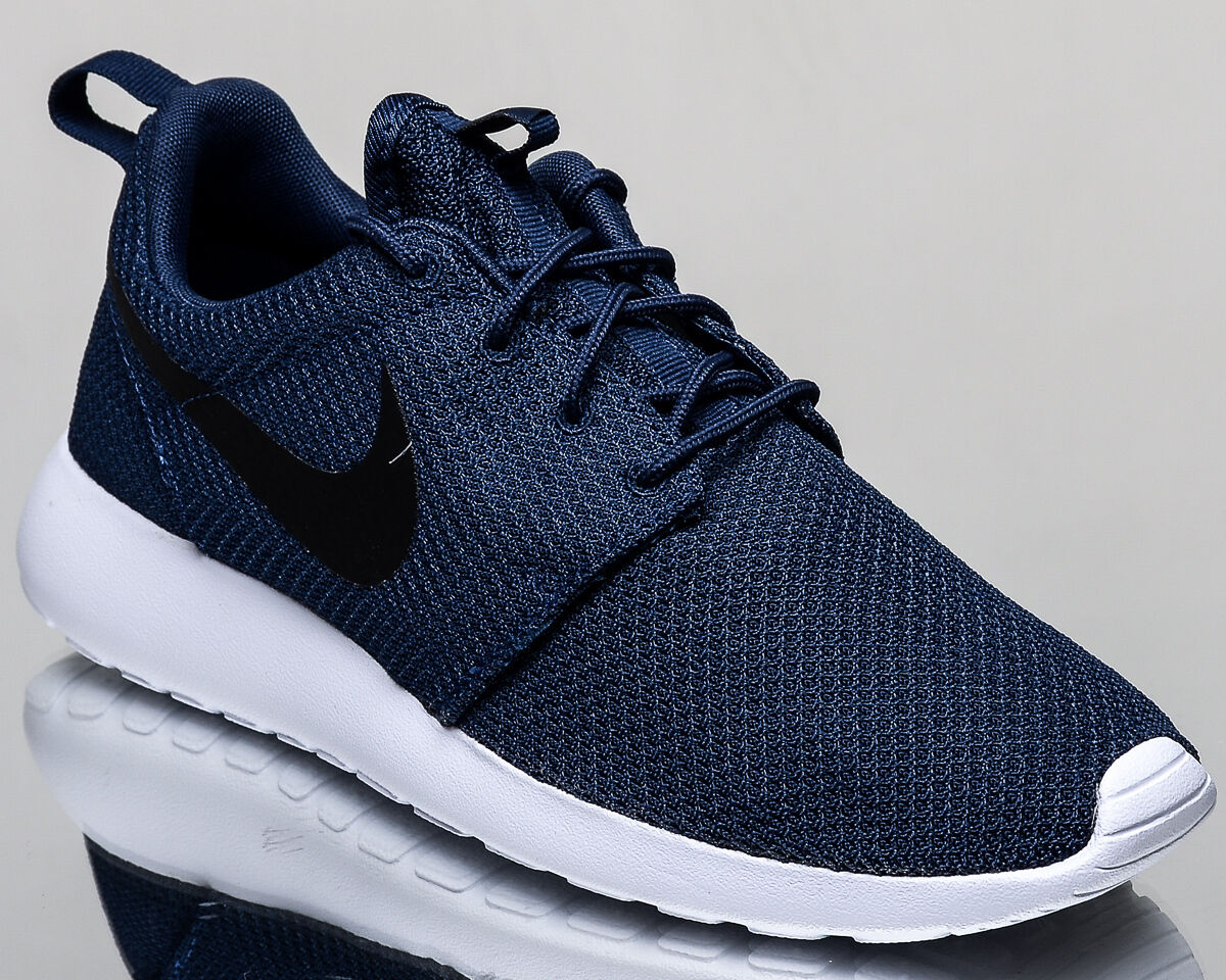 reputable site fabaf ae23d low price nike roshe one roshecourir homme lifestyle casual sneakers  roshecourir one new navy 511881 405