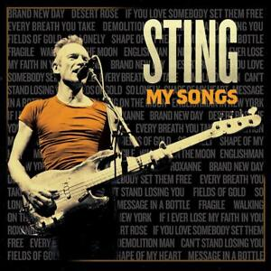 Sting-My-Songs-CD-Sent-Sameday