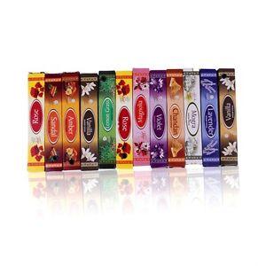 Mix-10-Indian-Incense-Sticks-Aromatherapy-Aroma-Perfume-Fragrance-Fresh-Air-XH