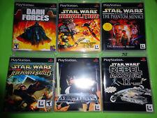 Star Wars: Dark Forces (Sony PlayStation 1, 1997)