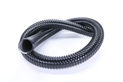 """Schwarzer Spiralschlauch Saugschlauch 32 mm 1¼/"""" 30 Meter  Teich Filter Pumpe"""