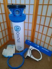 Manor Water Softener NuvoH2O Replacement Cartridge Salt Free System OEM Genuine
